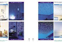 Bunk room / No closet; Shelving similar to media room instead  Mattress sizing:  4 of bigger mattresses L=2,000mm, W=1,040mm, H=330mm  2 of smaller mattresses L=2,030mm, W=900mm, H=330mm  / by Inga Parsons