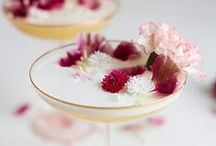 Edible Flowers / Flowers you can eat! Information and recipes / by Tanya ♡ Lovely Greens