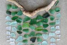 Sea Glass Ideas / by Tanya ♡ Lovely Greens