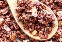 Granola Recipes ☀︎