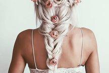 Cute Hairstyles / Hair on fleek