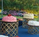 Catering, Cakes & Cookies..Oh My! / One Hot Cookie's cookies, cakes, and beautiful catering displays!