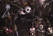 The Nightmare Before Cristmas<3