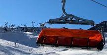 Sölden - Filmpanorama zum Skifahren / Reisen / Travel: Wintersport in den Tiroler Alpen. Dort wo James Bond schon die Pisten herabstürzte, macht es besonders viel Spaß!  Sölden ist Spectre-kulär! Meine Reisetipps findet ihr unter fridaynightbookclub.com bei Travel.