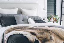 Schlafzimmer / Gesammelte Schalfzimmerideen. Ein bisschen boho, ein bissche scandinavian, ein Mix aus alt und neu, Bilder und Bücher! Meine Pinwand!