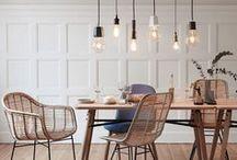 Lampen / Küchenlampen, Esstischlampen, Wohnzimmerlampen - es geht nichts über gutes Licht!  Meine Sammlung auf Pinterest.