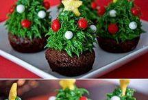 Natal / Enfeites e Comidas