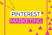 Pinterest Marketing Tips and Tricks / ❤ Pinterest marketing tips ❤ Strategies for business ❤ Drive more traffic to your website ❤ How to use Tailwind, Boardbooster and Viraltag tools ❤ Ideas and tutorials for bloggers and entrepreneurs ❤ Expert articles, posts and infographics ❤
