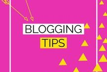 Blogging Tips / ❤ Blogging tips for beginners ❤ Step by step Wordpress tutorials ❤ How to make money blogging ❤ Blog post inspiration ❤ Blog topic ideas ❤ How to start a blog ❤ How to get more traffic ❤