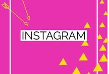 Instagram / ❤ How to develop a theme for your Instagram ❤ Photo ideas and inspiration ❤ Tips for writing better captions ❤ How to write an epic bio. ❤ Using Instagram for business. ❤ Social media tips. ❤ How to grow your Instagram followers. ❤