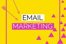 Email Marketing | Grow Your Email List / ❤ Email marketing inspiration. ❤ Email list building. ❤ Tips for improving sign up rate on your blog. ❤ Creating welcome emails. ❤ Opt in ideas. ❤ Emkt. ❤ Newsletter subscription campaigns. ❤ The money's in the list! ❤