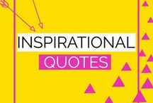Inspirational Quotes for Women / ❤ Motivational quotes and thoughts for badass women to live by. ❤ Inspirational quotes about life, success and strength. ❤ Powerful, feminist quotes for empowering women. ❤ Positive thinking and affirmations. ❤ Boss lady, you got this. ❤