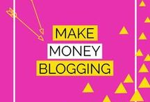 Make Money Blogging / How to make money blogging for beginners. A great way to make money from home in the UK. What to do in your first month to make money blogging in 2017/2018. Affiliate marketing tips and different ways to make money blogging. Starting a blog for profit and making money for beginners. How to become a stay at home entrepreneur by blogging for money. Get started making passive income and extra cash.