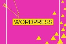 Wordpress / Wordpress blog tutorial for beginners. Theme design tips. Best plugins to use on your website. How to use Wordpress. Finding the best host in 2018. Wordpress security. Step by step tutorials and cheat sheets for starting a blog. Wordpress blog layout inspiration.