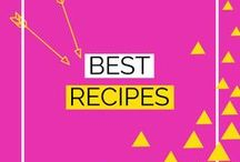 Best Recipes / All thes best recipes Pinterest has to offer. From easy healthy dinner recipes to fabulous cake baking recipes, there's something for all the family! Includes vegan | vegetarian | dairy free | gluten free | clean eating | paleo. Food and drink for breakfast | lunch | dinner. Fun food for kids | healthy snacks | lunch bento boxes | birthday / Christening cakes