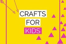 Best Crafts for Kids / Best fun, easy arts and crafts for kids to make. Children's crafts for throughtout the year winter | Chinese New Year | spring | St Patrick's Day | Easter | summertime | autumn / fall | Halloween | Fireworks | Thanksgiving | Christmas. Animals | Dinosaurs | Fairies | Unicorns. Fun educational reading activites.