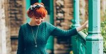 Style Inspiration / Vintage and retro  ideas and inspiration for my style