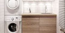 Laundry Room / Ideas and inspiration for my laundry room