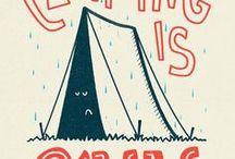 Camping / camping ideas, hacks and photography
