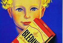 Blédina Vintage / 110 ans d'histoire de la Blédine...
