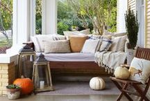 Fall Decor We Love / Autumn, Halloween, Harvest, Thanksgiving Decor
