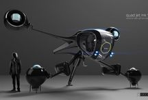 Futurism / A collection of reality and fantasy based visual imagineering of the future throughout time / by Chad Syme