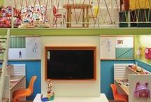 Kids : Playroom Ideas