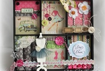Craft Ideas / by Angie Shafer-Jarman