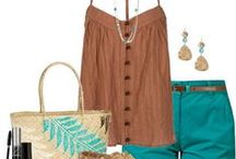 Spring/Summer Clothes / by Brooke Woodard