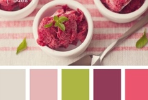 Color Combos / by Angie Shafer-Jarman