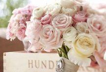 Wedding Flowers - Vintage