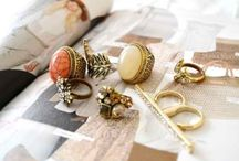 Accessorize  / Every girl needs a little sparkle / by Mandy Parmar