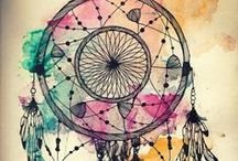 Dream Catchers / by Marianne de Bourg