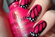 Beautify: Nifty Nails / Funky and freaking fantastic nail designs and tricks. / by Tasha Rose