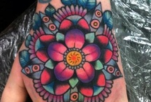 Tattoos! / by Misty Liles