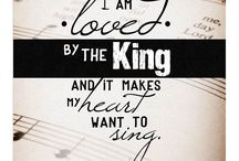 {Music} / I will sing unto The Lord