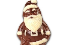 Holiday Happiness / Celebrate the joy of the season with delightful holiday goodies from Dilettante. Chocolate santas, Christmas chocolates, holiday gift towers and more await the lucky people on your holiday shopping list!