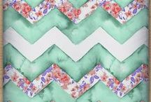 Patterns and Inspiration / by Olivia Sorensen