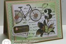 Stampin Up 2013-14 Catalog / by Angie Shafer-Jarman