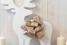 Christmas: Advent Calendars neutrals / by Marianne de Bourg