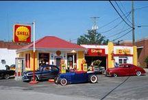 """""""Old Service Stations"""" / by Kona Handyman"""