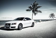 Audi A5 White - My car !