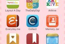 Apps / by Marije van Wouw