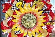 wreaths / by Kimberly Jones