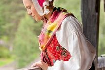 17. mai - Folkore fashion, bunader, folk costumes / by Marianne de Bourg