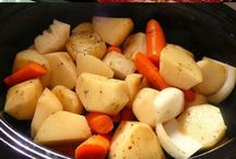 {Crockpot recipes} / Easy cooking