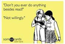 Bookish Humor / by Brooke Woodard