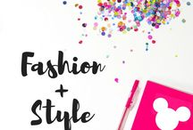 Fashion and Style / What I like to wear and fashion and style inspiration!