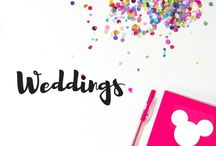 Wedding / Wedding Inspiration, Engagement Ideas, Wedding Colors, Disney Wedding Ideas, Wedding Tips