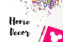Home Decor / Home style inspiration! Dream home ideas and home decor galore!